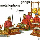 GAMELAN MUSIC and SHADOW PUPPET WORKSHOP